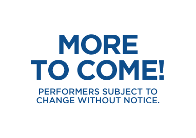 Performers Subject to Change Without Notice